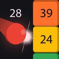 Flappy Ball VS Blocks