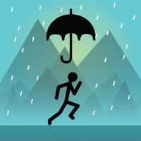Mortal Dripping Raindrops