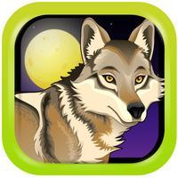 A Wild Wolf Moon Run Adventure