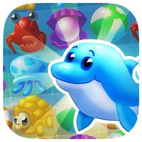 Sea Mania Island: Free Match 3 Games Puzzle