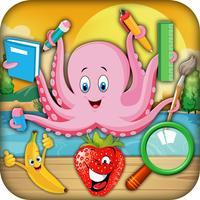 2016 Kids Hidden Objects Games