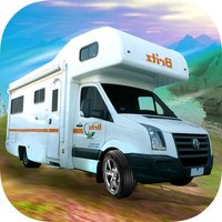 Van OffRoad Simulator Parking