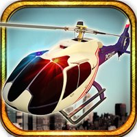 Police Helicopter Racing Simulator Pro 2017