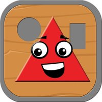 Geomety Puzzle And Vocabulary For Kids