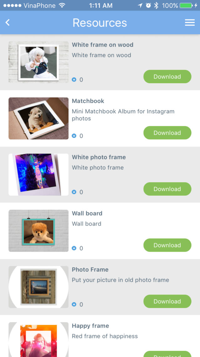 Fastergram HD Slideshow Maker App for iPhone - Free Download
