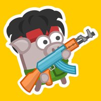 Bacon May Die: run,gun,fight!