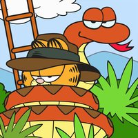 Garfield Snakes and Ladders