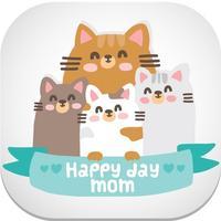 Kitten Memory Matching Game for Kids
