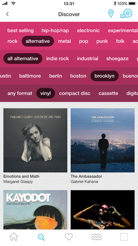 Bandcamp App for iPhone - Free Download Bandcamp for iPhone