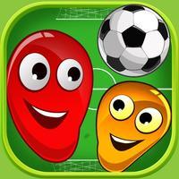 Chaos Soccer Scores Goal - Multiplayer football flick