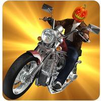 Halloween Real Bike Racer 2018