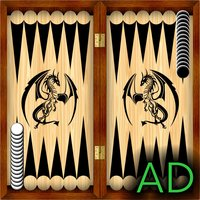 Backgammon Narde AD