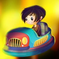 Bumper Cars Carnival Fun Race : The Teen Racing Adventure - Free Edition