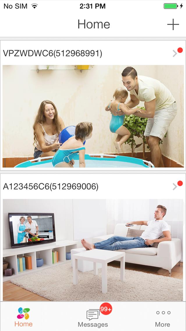 EZVIZ App for iPhone - Free Download EZVIZ for iPhone at AppPure