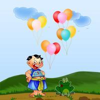 Pop Pop Balloons Fun