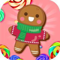 糖果三消-消除水果圣诞版