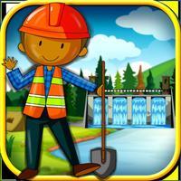 Build City Dam Tycoon