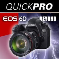 Canon 6D Beyond the Basics from QuickPro