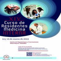 XIV Curso de Residentes Medicina Interna
