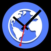 World Times & Alarm - Widget