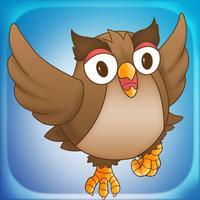 Funny Owl Flight - Free Game For Children