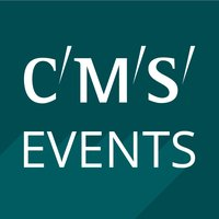 CMS Events 2019