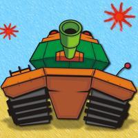 Pixel Tank War
