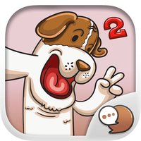 Pom Chua Op-Un Stickers for iMessage