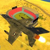 Air War Simulation Game