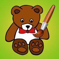 A Coloring Book of Toys for Children: Learn to color your kindergarten toy