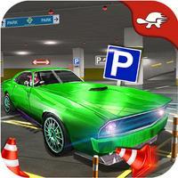 City Parking Plaza Fun Game