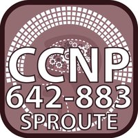 CCNP 642 883 SPROUTE for CisCo