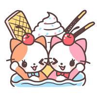 Sweetie Kittens Stickers