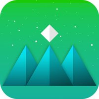 Super Geometry Spinner Endless Run: Spinny Square!