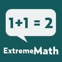 Extreme Math – Fun mental calculation game where you have just around a second to answer the equation