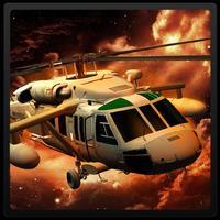 Stealth Helicopter Fighter War Simulator