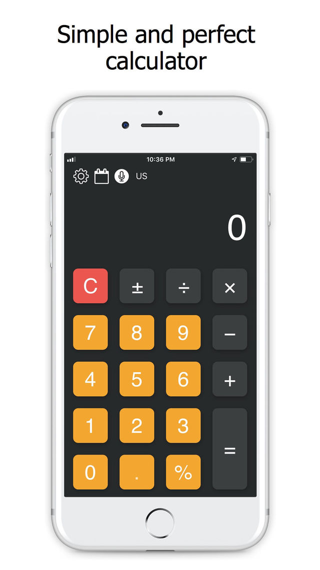Calculator for iPhone and iPad App for iPhone - Free
