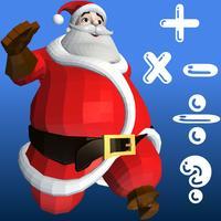 Santa Quiz Run
