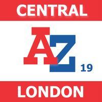 Central London A-Z Map 19