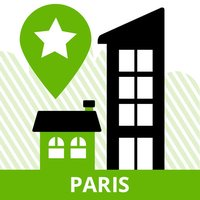 Paris Travel Guide (City Map)