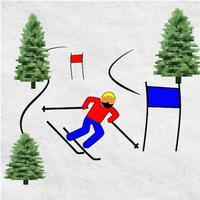 Alpine Ski Challenge Free