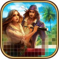 Griddlers Legend of the Pirates