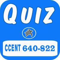 CCENT 640-822 Exam Quiz