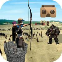 VR Archery : Castle Warrior Empire