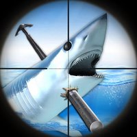 Great White Shark Hunters : Blue Sea Spear-Fishing Adventure FREE