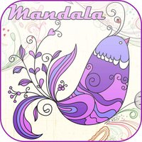 Mandala Colors Pages Therapy : Best Coloring Book For Stress Relieving Free