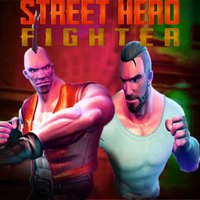 Brutal Fighter Street - beaten