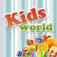 KidsWorld - Alphabets