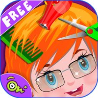 Baby Hair Makeup salon – Kids & girls Fun Addictive Games