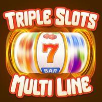 Triple Slots Multi Line